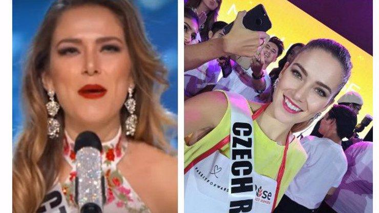 VIDEO Trapas Andrey Bezděkové na Miss Universe: Diváky nechala naprosto chladnými!