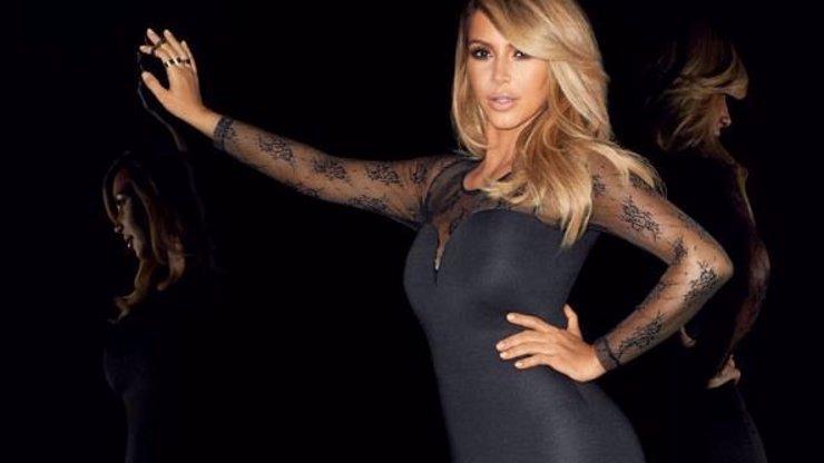Kim Kardashian je zpátky ve formě: Zhubla 12 kilo a nafotila první profi snímky po porodu!