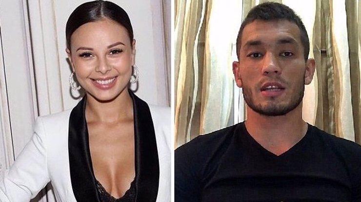 Monika Bagárová: Slova plná lásky o zápasníkovi Makhmudovi. Naznačila i vdavky!