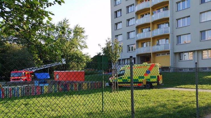 Hasič o tragédii v Bohumíně: Obrovský žár u 1 200 stupňů Celsia a nulová šance na záchranu