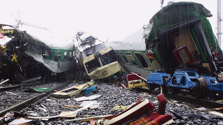 Smutné výročí tragického železničního neštěstí ve Studénce: 10 let po nehodě nebyl nikdo potrestán