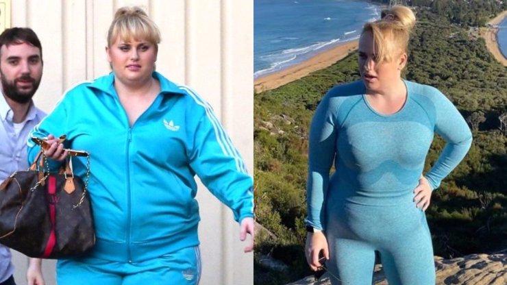 Rebel Wilson se proslavila obezitou: Herečka shodila už skoro 20 kilo speciální metodou