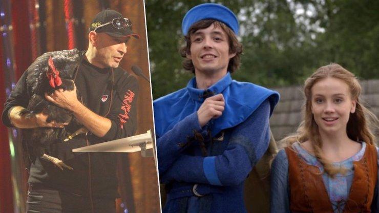 Kouzelník Žito nemůže být stupidnější, hřmí diváci: Laciné, Landa na Slavících byl lepší!