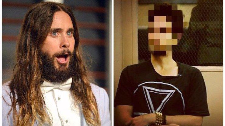 Ježíši! Ježíš Jared Leto shodil vlasy a vousy, teď vypadá jak šestnáctiletý školáček