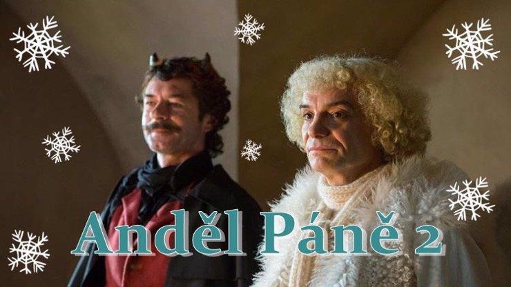 Anděl Páně 2 odstartuje letošní Vánoce! Pohádka, která nadchne a také ponaučí naše děti!