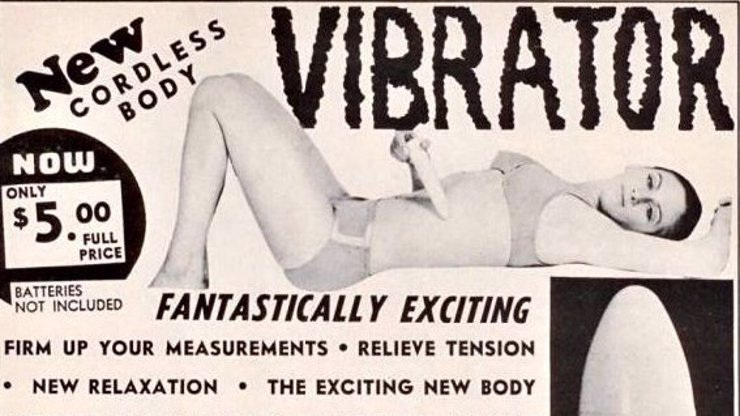 Vibrátory vládly světu už v minulém století. Přístroj na slast si dámy mohly objednat v klidu domova a bez červenání. Na kolik je vyšel?