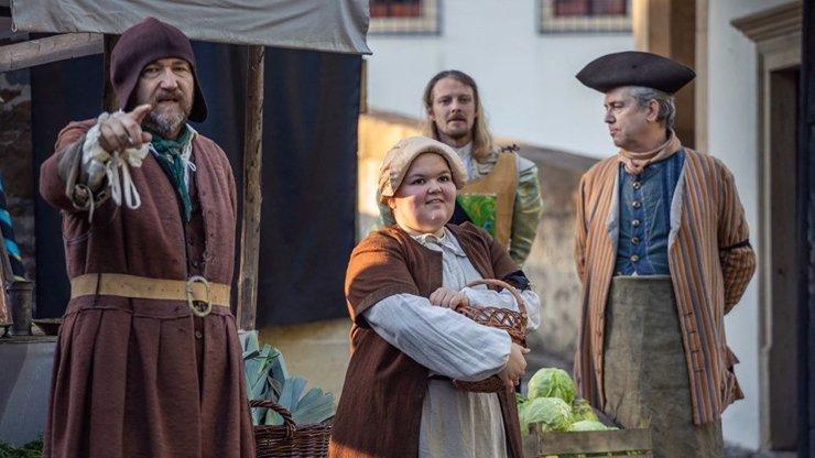 Vánoce v televizi: Nová štědrovečerní pohádka Princezna a půl království a tři další
