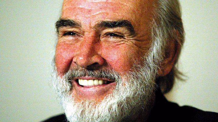 Zemřel sir Sean Connery. Nejslavnější agent James Bond odešel ve věku 90 let