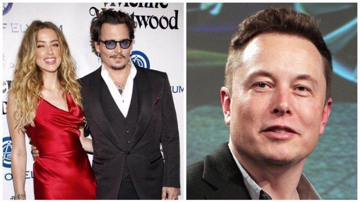 Sotva odrbala Johnnyho Deppa při rozvodu, jde po dalším miliardáři! Amber Heard je připravena na vdávání!