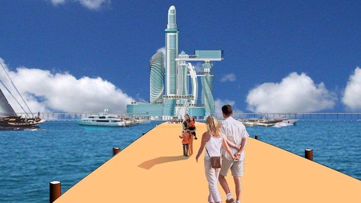 Už máte vybranou dovolenou? Ve Španělsku vyroste hotel, díky kterému budete moci virtuálně cestovat do vesmíru!