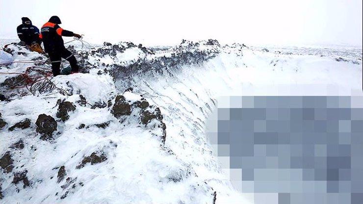 Blíží se konec světa? Podívejte se na další tajemné krátery, které se objevily na Sibiři