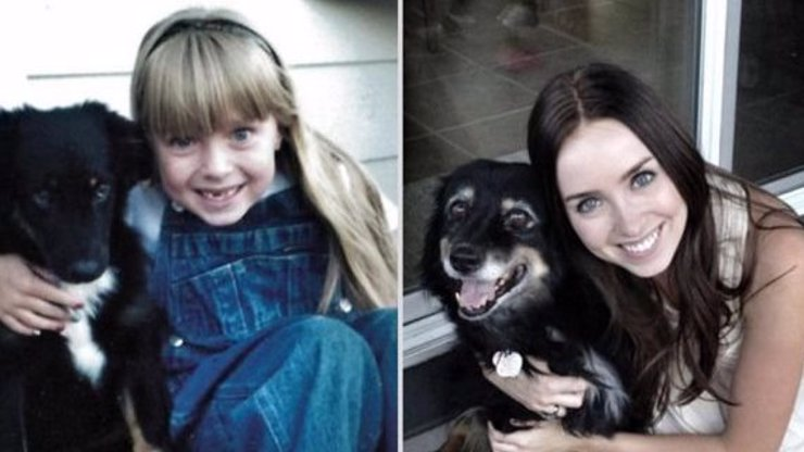 Podobají se lidé svým zvířatům? Tohle je 13 fotografií, na kterých jsou spolu po letech společného života!