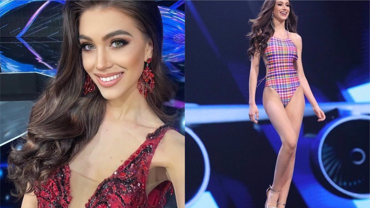 Miss Czech Republic Denisa Spergerová bojuje o korunku jako lev: Nucená karanténa a tvrdá práce