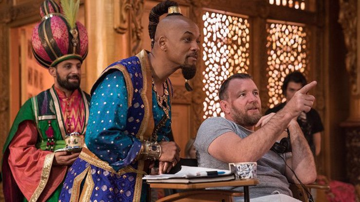Zfilmovaný Aladin je slabý nadprůměr: Tahounem byl Will Smith, jinak děs, zuří diváci