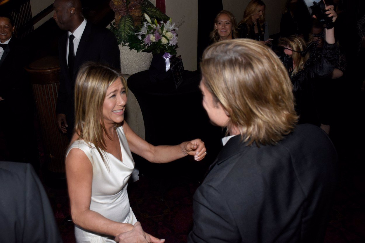 Brad Pitt a Alia Shawkat opět spolu: Snaží se po rozchodu zažehnout starou jiskru?