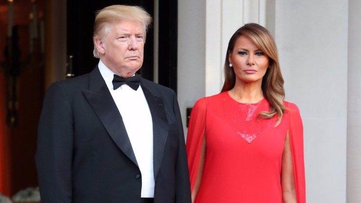 Melania Trump podepsala předmanželskou smlouvu: Po rozvodu přesto dostane balík