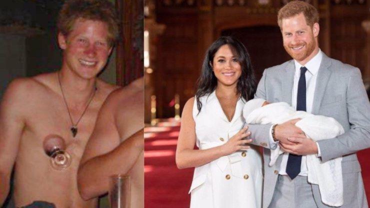 Princ Harry slaví 35. narozeniny: Z rebela ho Meghan změnila v poslušného manžela