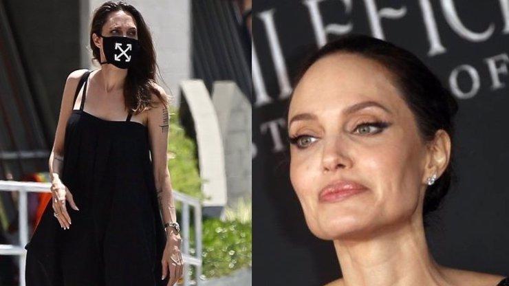Válka Brangeliny: Angelina Jolie vytáhla těžký kalibr, obvinila Brada Pitta z domácího násilí