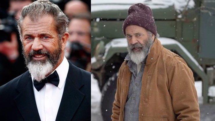 Mel Gibson strašně přibral: Kvůli roli je z něj tlouštík, režiséři mu zakázali jíst