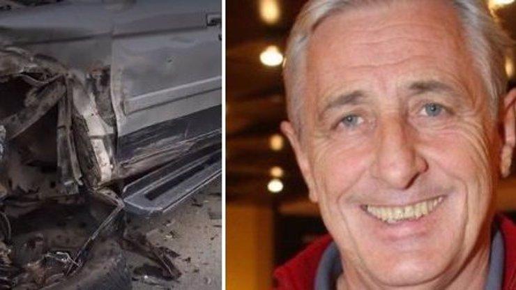 Oblíbený český herec z filmu Fešák Hubert měl autonehodu, zajel do protisměru. Jaký je jeho stav?