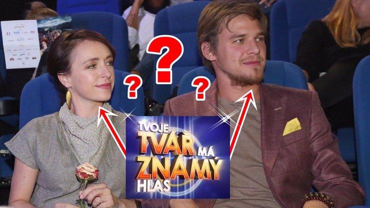 Tatiana Vilhelmová, nebo Vojta Dyk? Jeden z těchto dvou bude v nové řadě Tvoje tvář má známý hlas!