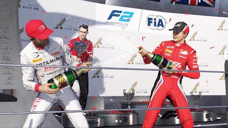 Další body pro Charouz Racing System: Hvězdný Delétraz a návrat Correy
