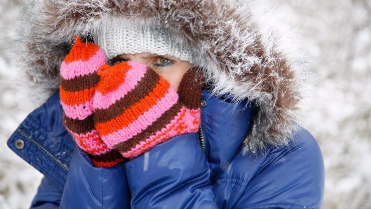 První lednový víkend: Po Silvestru přijde brutální mráz, můžete se ale těšit na sníh