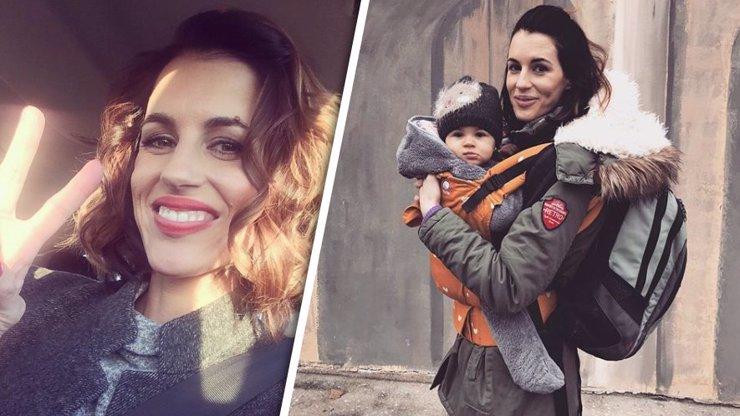 Drzost někdy nezná mezí: Modelka Lucie Křížková si za krásnou fotku s dcerou vysloužila kritiku! Proč?