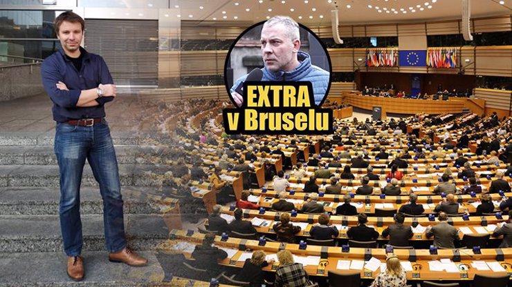 Co se pije v Evropském parlamentu? Za 5 eur si dáte dvojku vína, říká místopředseda Marcel Kolaja