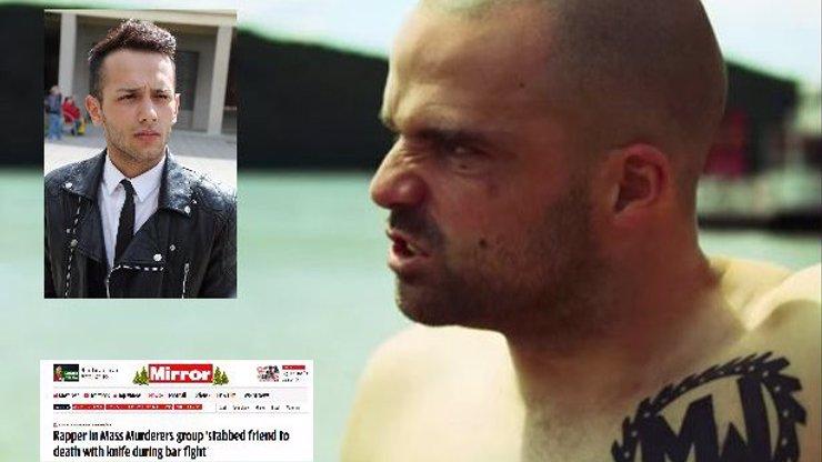 Pohřeb posledního ubodaného roku 2014: Bendig nepřišel, o útoku už píší v zahraničí a právník Masového Wraha vzkázal, že to nebyla vražda!