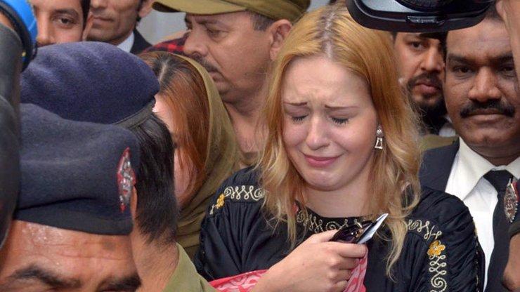 Pašeračka Tereza se nevzdává: Z pákistánské basy se snaží vysekat za každou cenu
