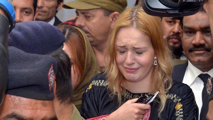 Pašeračka Tereza se ozvala z vězení: Jsem obětí nechutných návrhů, ale nevzdávám to