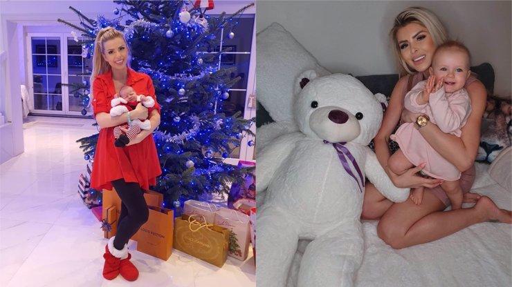 Lela Ceterová a její vymazlené Vánoce: Přísné dodržování tradic a ten nejkrásnější dárek pod stromeček