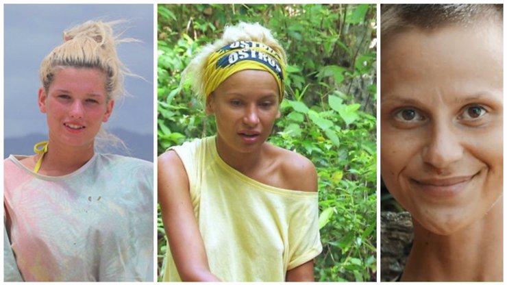 Byly tak hezké! Nyní jsou zpocené a ošklivé! Hvězdy Robinsonova ostrova jsou ve skutečnosti šmudly!