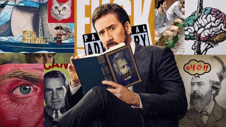 Nicolas Cage moderuje pořad o největších nadávkách: Režiséři s ním mají problémy