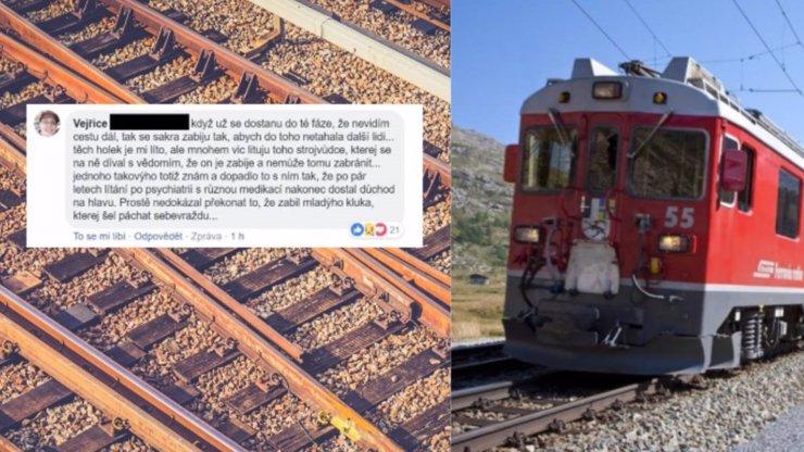 Měly spáchat sebevraždu doma! Češi se drsně pouští do dívek (†18 a †19), které zemřely pod vlakem