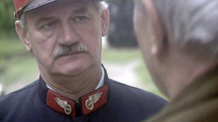 Jára Cimrman v slzách: Odešel velký herec a kamarád Zdeňka Svěráka