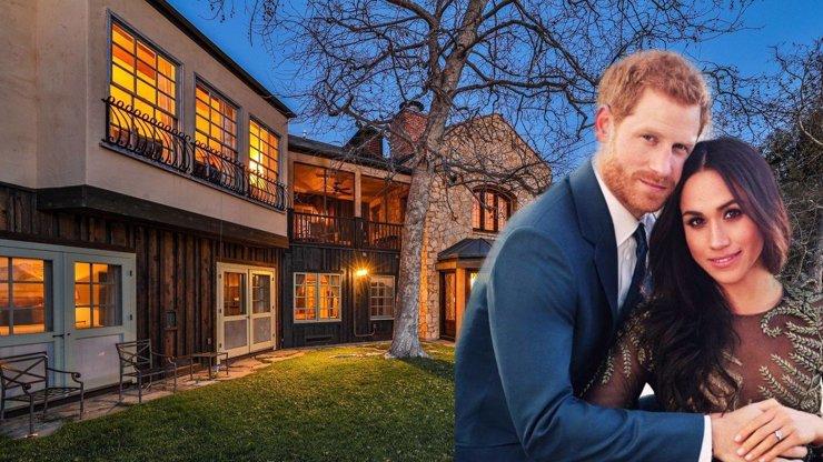 Meghan a princ Harry kupují vilu od Mela Gibsona: V tomhle přepychu bude Archie vyrůstat