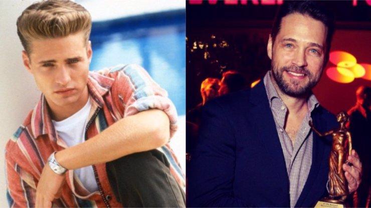 Jason Priestley slaví 50. narozeniny: Takhle šel čas s hvězdami Beverly Hills 90210