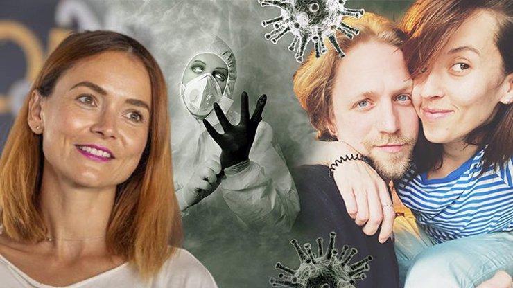 Dívčí válka: Tamara Klusová se rozplývá nad koronavirem, Radka Třeštíková ji setřela