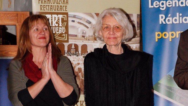 Vladimír Čech (†61) přivítal maminku v nebi. Heda Čechová odešla ve věku 91 let