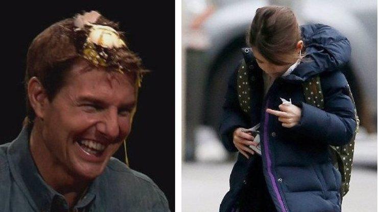 Tom Cruise se přes rok neviděl se svou dcerou Suri! Prý mu to nedovolí Bůh!