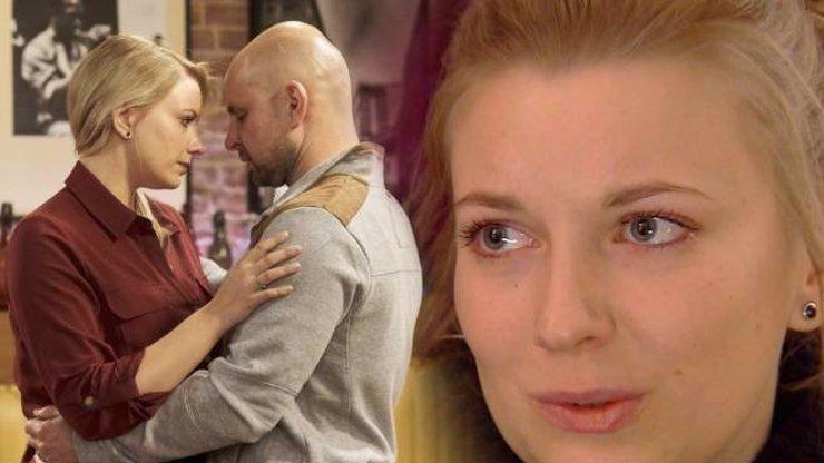 Nad mileneckým vztahem Martina a Šárky se stahují mračna: Problémy narůstají