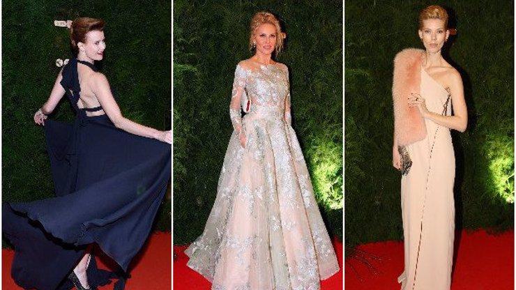 Kdo byl letos za královnu Plesu  v Opeře? Podívejte se na 6 nádherných rób, kterými slavné ženy zazářily