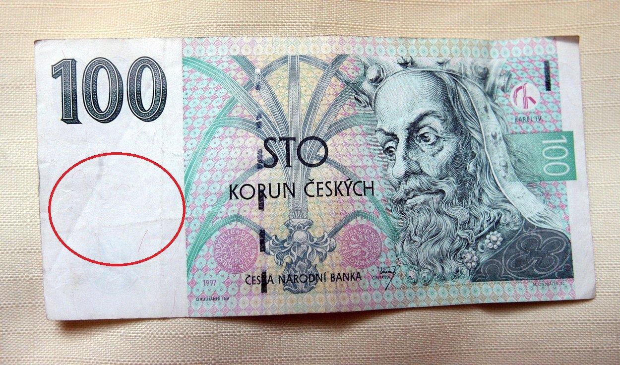 Nalézt v peněžence bankovku, která z vás učiní boháče? Odborník nám řekl, jaké máte šance