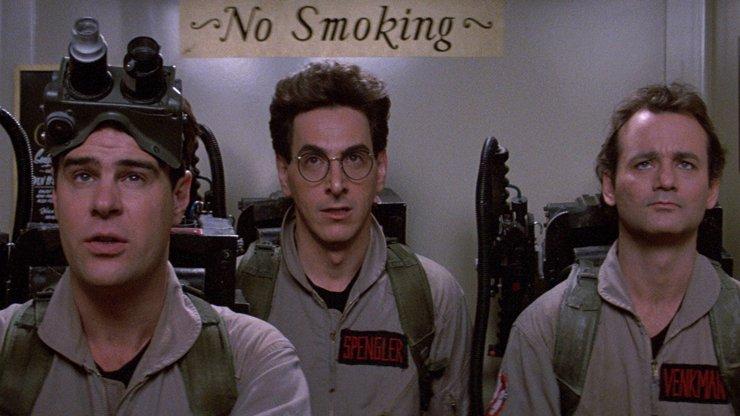Bill Murray celou dobu improvizoval: 5 věcí, které jste o filmu Krotitelé duchů určitě netušili
