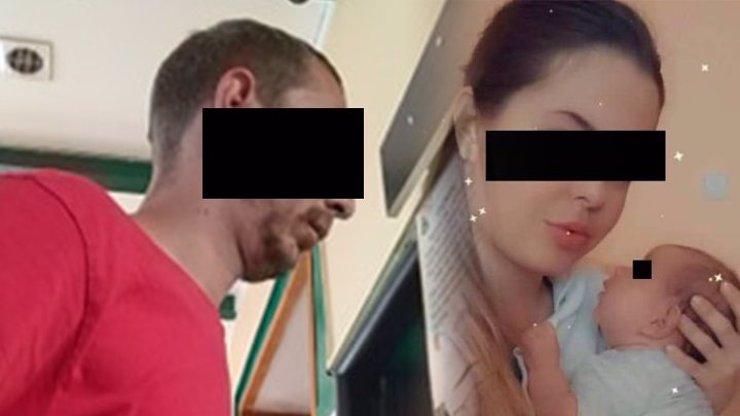 Biologický otec Tadeáše: Jezdila s prázdným kočárkem a její frajer nosil tělíčko v batohu