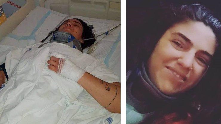Nevlastní dcera Dana Nekonečného (†52) po nehodě z nemocnice: Danoušek mě hlídá a usmívá se