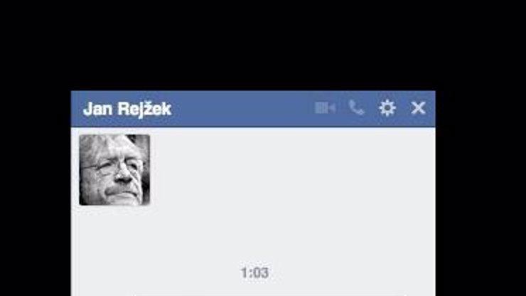 Jan Rejžek žije! Takhle sprostě si pokecal s novinářem. To je hukot!