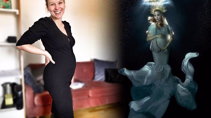 Patricie Pagáčová o těhotenství a ukazování miminka: Nechci lidem strkat pod nos své břicho, říká